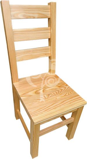 krzesło do restauracji sosnowe