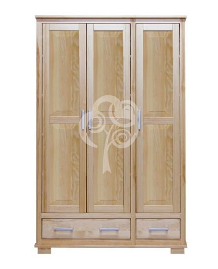 nowoczesna szafa drewniana