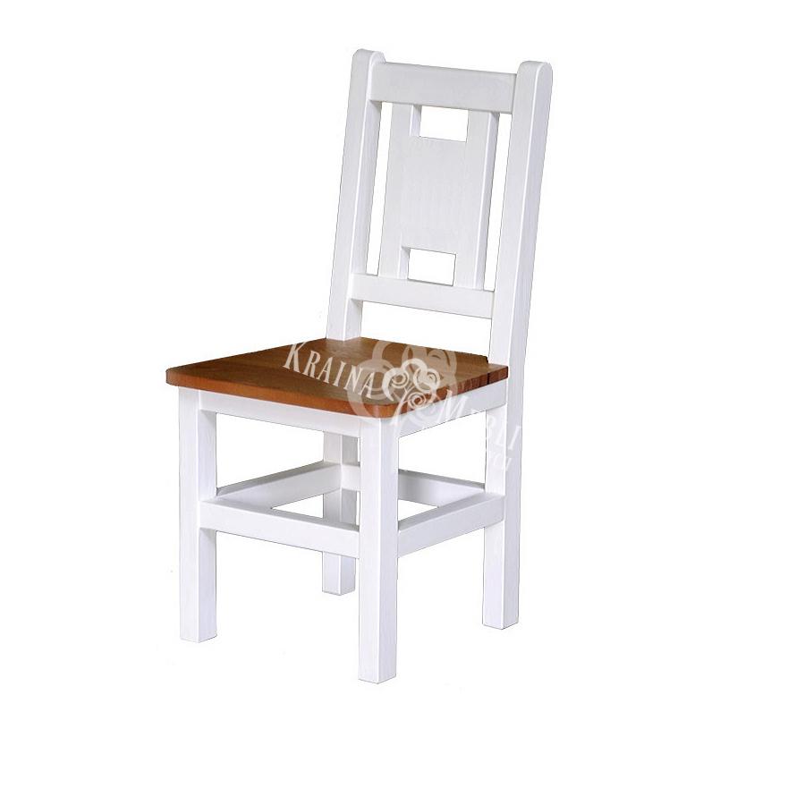 białe krzeslo do restauracji
