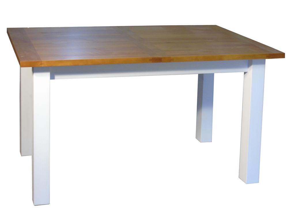 prosty stół z drewna
