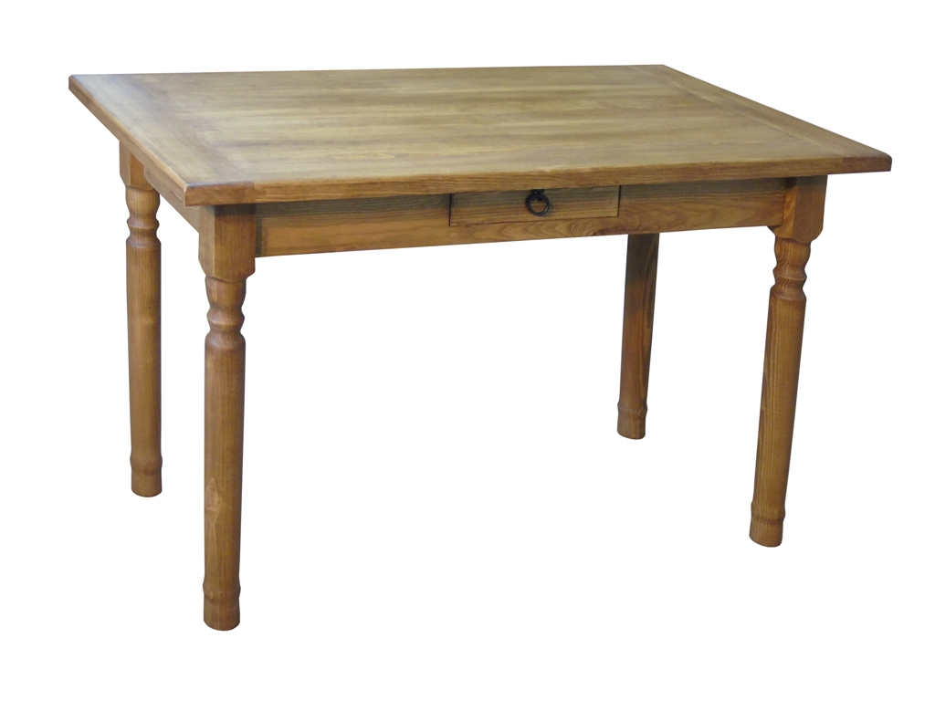 stoły z dtrewna